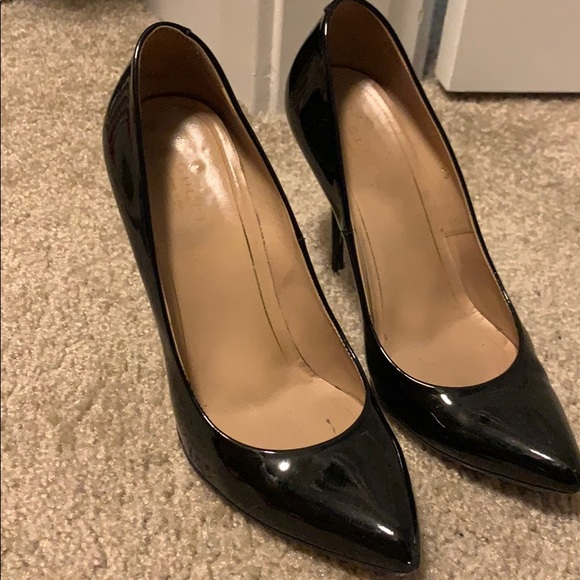 Gucci Shoes - Black Gucci Pumps